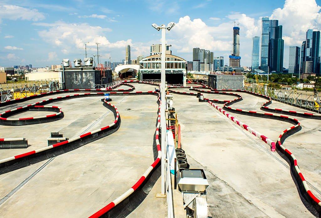 Картинг Sky Karting
