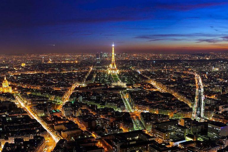 Достопримечательности Франции - ТОП 40