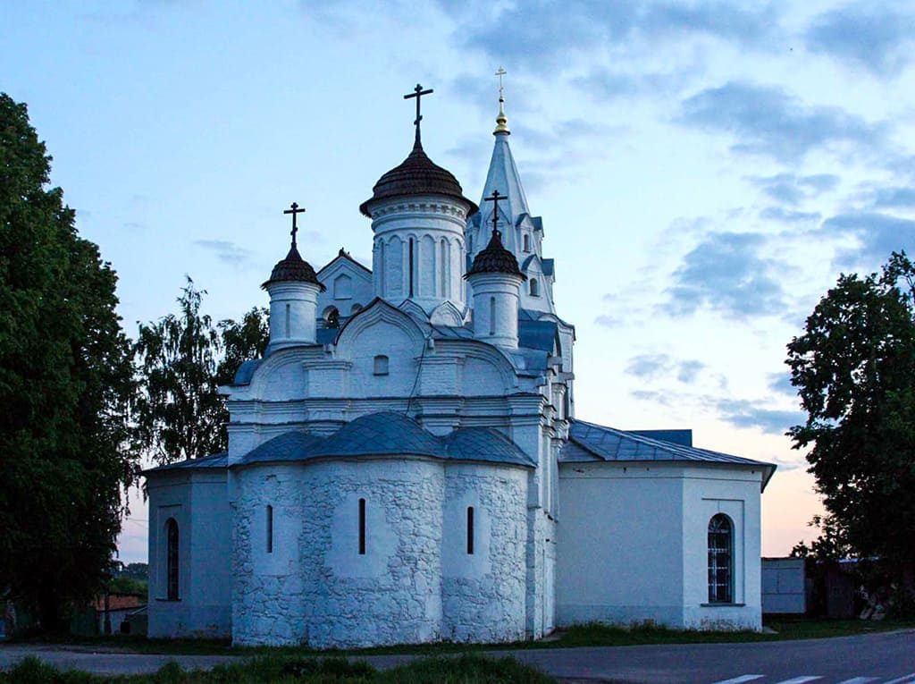 Иоанно-Предтеченская церковь в Коломне
