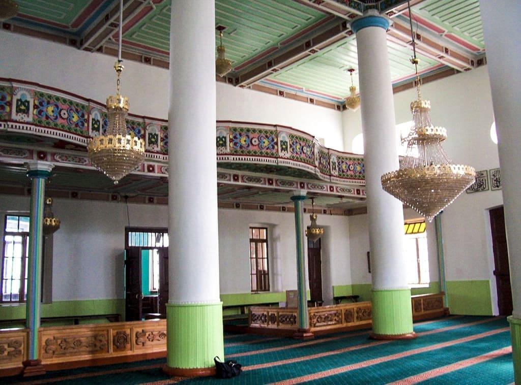 Мечеть Орта Джаме