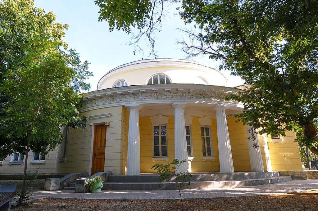 Центральная библиотека имени АС Пушкина