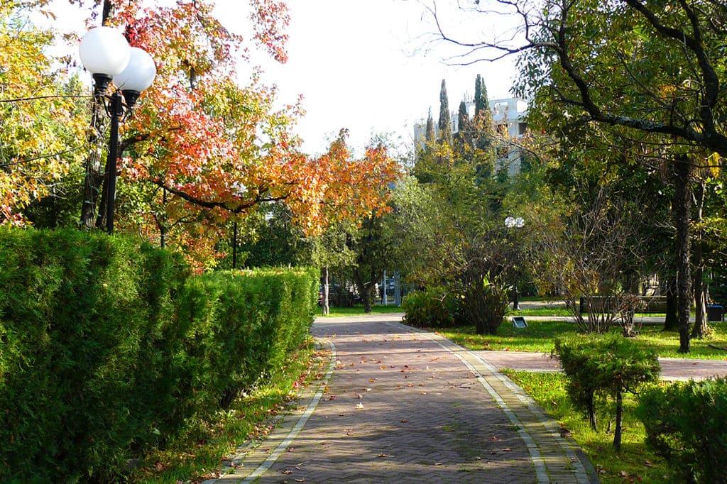 Центральный парк имени Фрунзе