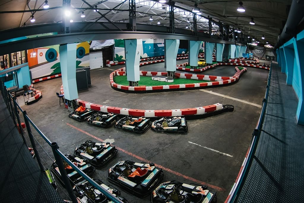 Monaco RRT Karting Club