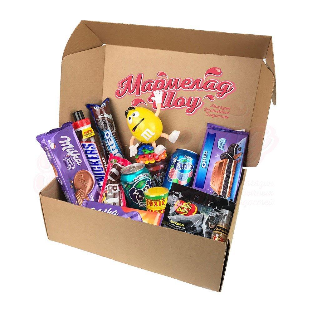 Подарочный набор сладостей