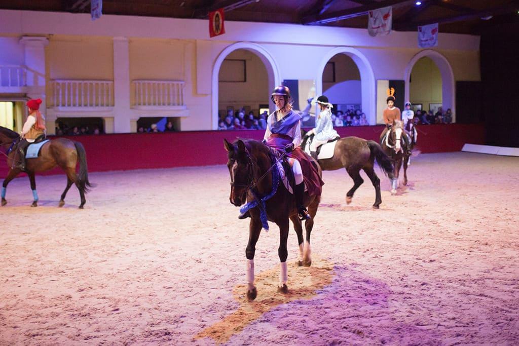 Семейный конный клуб Измайлово