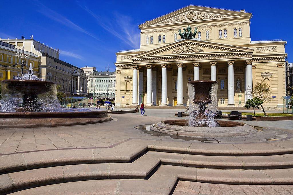 Экскурсии в Большой театр в Москве
