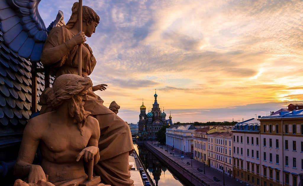 Экскурсия Мифы и легенды Санкт-Петербурга
