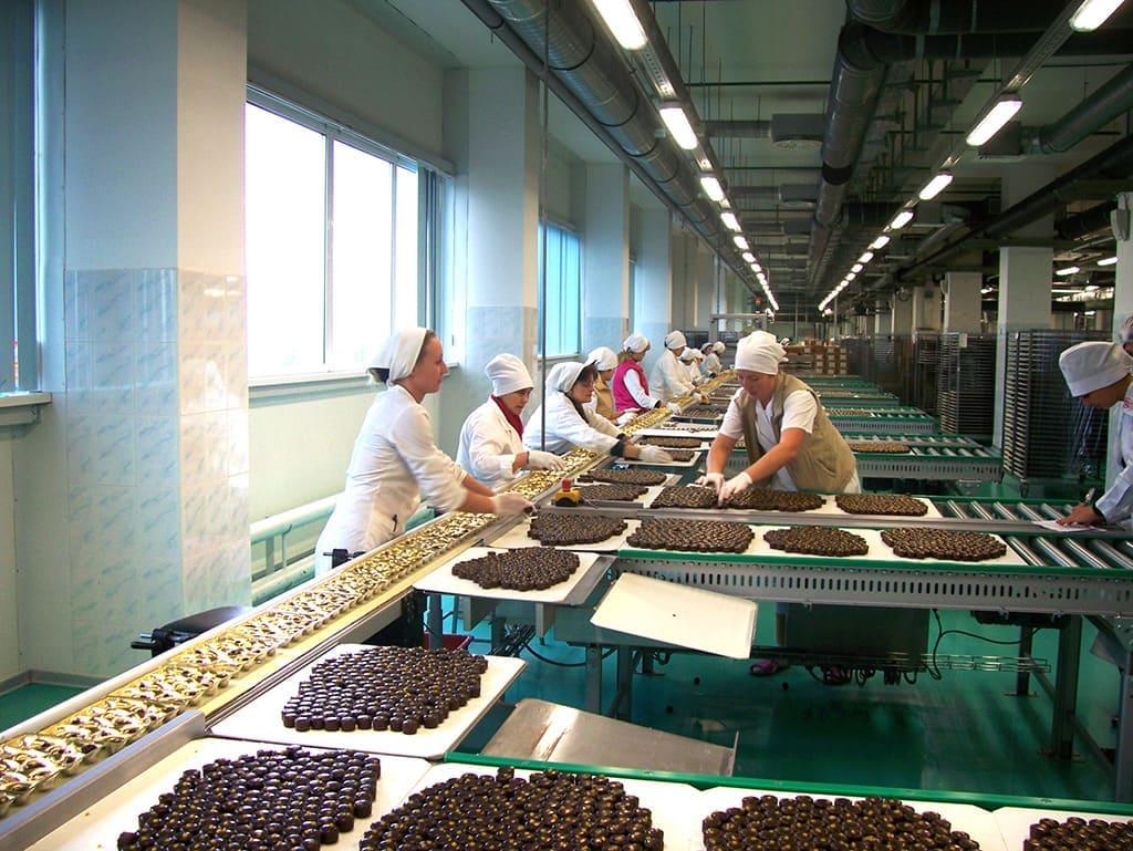 Экскурсия на фабрику шоколада в Москве