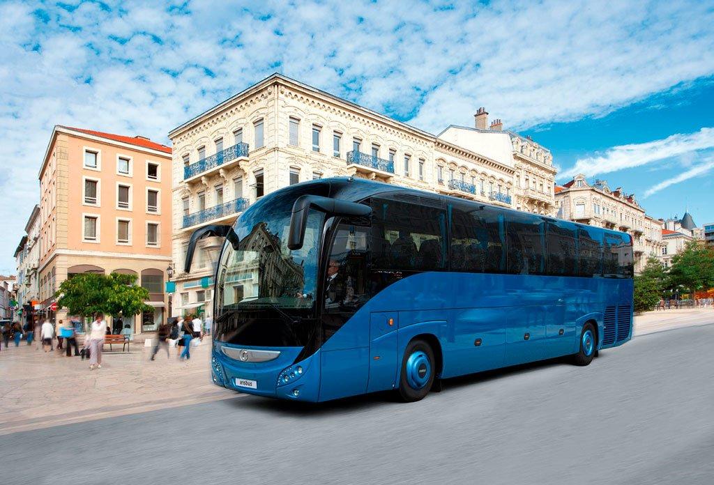 Экскурсия по Санкт-Петербургу на автобусе