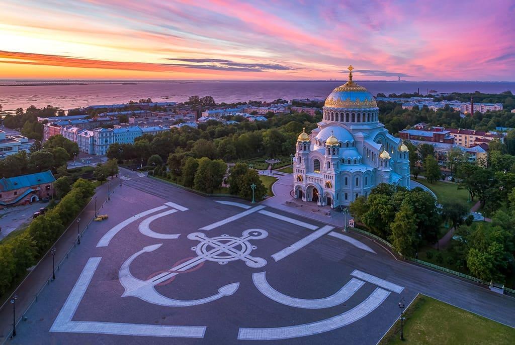Экскурсия в Кронштадт из Санкт-Петербурга