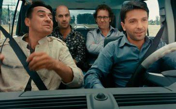 О чем говорят мужчины – фильм 2010