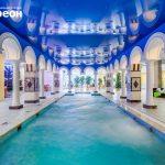 Гидромассажный бассейн в Термах