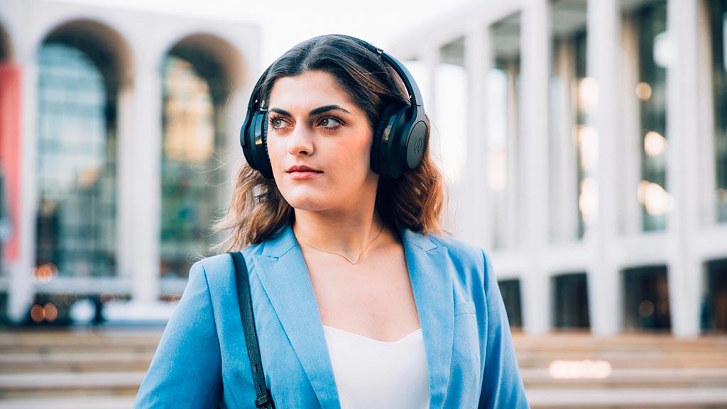 Полноразмерные Bluetooth наушники ATH-ANC700BT Audio-Technica