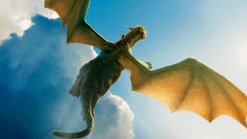 элиот и его дракон картинки гостевые